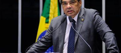 Senador Hélio José (Pros-DF). Foto: Pedro França/Agência Senado