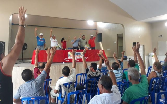 Assembleia em Tefé 2