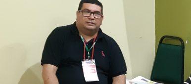 Jorge Lobato na SBPC