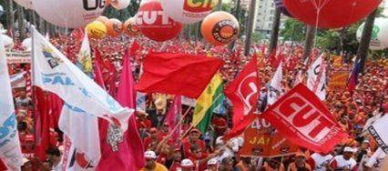 Executiva da CUT convoca para 1º de Maio solidário, de luta e 'Fora, Bolsonaro'