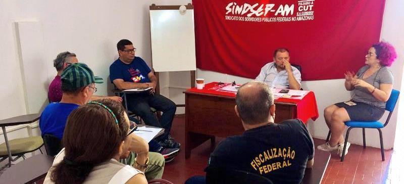 Reunião da diretoria – 15 de Jan 2020