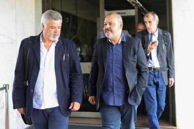 Sindicalistas se reúnem com Mourão e criticam reforma da Previdência